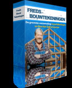 Het bouwtekeningenpakket